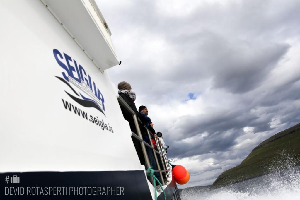 fotografo viaggio mare