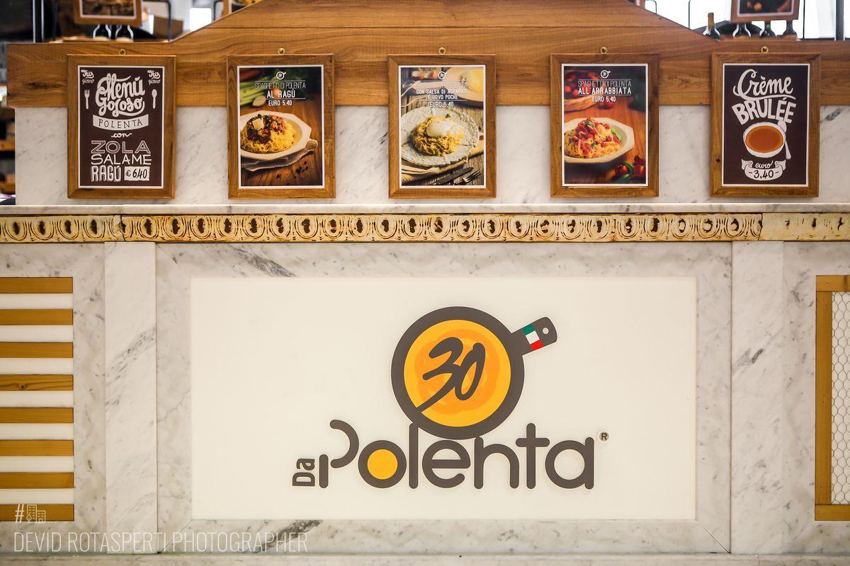 foto aziendali rotasperti ristorante trenta polenta